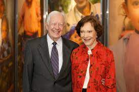 Jimmy, Rosalynn Carter mark 75 years of ...