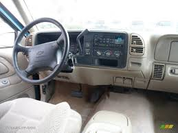 Truck 97 chevy truck seats : Silverado » 1998 Chevy Silverado Interior - Old Chevy Photos ...