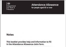福利/津貼】什麼是長者護理津貼(Attendance Allowance)? – Eu Chinese ...