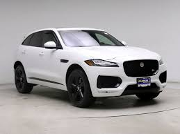Combine practicality, style & efficiency to choose your perfect luxury performance suv. Used Jaguar F Pace White Exterior For Sale