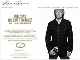JON BON JOVI and <b>KENNETH COLE</b> TEAM UP FOR CHARITY ...