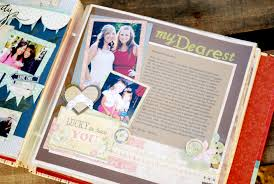 t for the bride letter scrapbook 0011