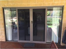 do you know about sliding security doors sydney