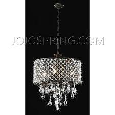 antique bronze 4 light round crystal chandelier with regard to bronze chandelier with crystals plan
