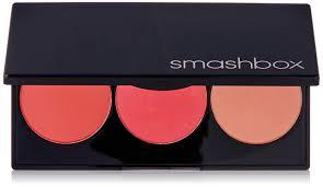 Smashbox L A Lights Blush Highlight Palette Culver City Coral For Women