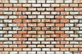 brick wall pattern vintage old brick