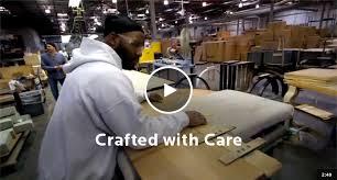 Bassett Furniture  Workroom  Wood Quality
