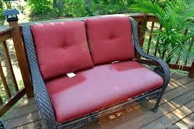 wicker patio furniture cushion wicker porch chair cushions
