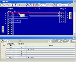 windows software for the cableeye pc based cable tester check diode forward voltage the cableeye harness tester