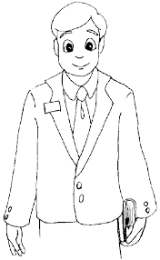 If he can easily cope, offer him something more complicated. Missionary Coloring Pages Coloring Home