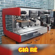Máy cho quán cà phê: Review máy pha cà phê espresso nuova simonelli chính  hãng ý
