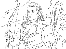 Download Coloring Pages Of Game Of Thrones Getwallpapersus