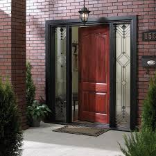 yellow brick house red door. yellow front door color for brick house with rectangle letter hole most seen images in the red