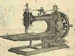 Who Invented The Sewing Machine Industrial Revolution