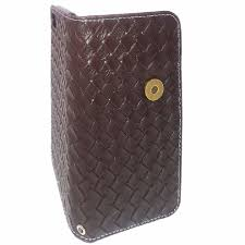 arvostus pu brown leather wallet case for iphone 7 vegan leather case with card holder for iphone 7 protective closure credit card and cash on on