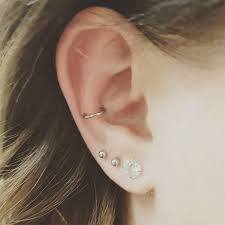 Different Types Of Ear Piercings And What Theyre Called Glamour Uk