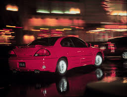 Auction Results and Sales Data for 2001 Pontiac Grand Am