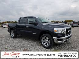 New 2019 Ram 1500 Big Horn/Lone Star 4D Crew Cab in Owasso #DT2566 ...
