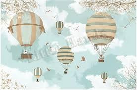 balloon ride x clic timeless