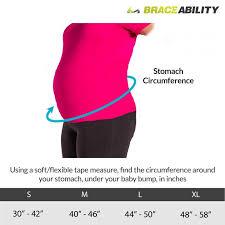 Pregnancy Back Brace Maternity Belly Band Support Belt