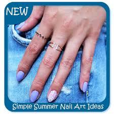 Simple Summer Nail Art Ideas Aplikace Na Google Play