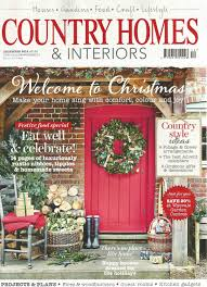 country homes and interiors. Spotted: Alison At Home In Country Homes \u0026 Interiors December Issue And