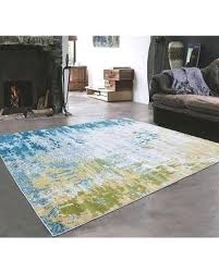 amazing gray and turquoise rug bungalow rose crosier grey light blue