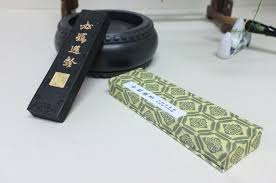 chinese calligraphy ink stick large