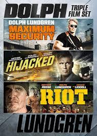 Dolph Lundgren Triple Film Set DVD - Zavvi UK