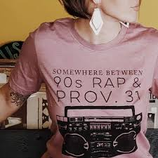 Ruby S Rubbish Size Chart Somewhere Between 90s Rap Proverbs 31 Tee M L Boutique