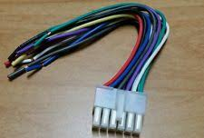 clarion car audio and video wire harnesses new 12 pin clarion radio wire harness wiring stereo plug
