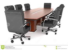 small office conference table. Conference Table And Office Chairs. Angle, Rendering. Small