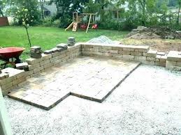 thin patio pavers over concrete fascinating home depot bricks luxury brick designs
