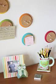 bedroom diy decor. 4. Mini Corkboards Bedroom Diy Decor