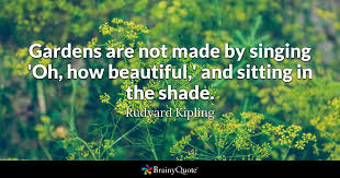 Nature Quotes Gorgeous Rudyard Kipling Quotes BrainyQuote
