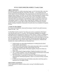 why is walmart good for america essay wal mart is good for america essay 727 words bartleby