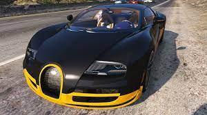 For record breaker achievement you need a bugatti veyron super sport. Bugatti Veyron Super Sport 2011 Gta5 Mods Com