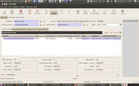 Provident Fund Calculation And Payroll In Manual System In
