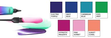 L Oreal Professionnel Colour Chart Colorfulhair Archives Rainbow Hair Colour