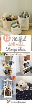 15 genius stuffed animal storage ideas your kids will adore