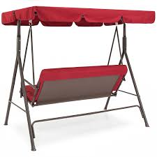 Decor Furnitures 3 Seat Swing Cushion With Porch Swing Cushions