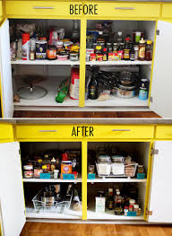 Kitchen Cupboard Organization Get Organized Kitchen Cabinets A Beautiful Mess