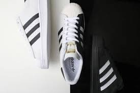 Adidas Superstar Cool Designs The Iconic White And Black Adidas Superstar Combine Into One