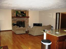 attractive paint ideas for open living room and kitchen beautiful home decorating ideas with color ideas for kitchenliving room open floor plan fireplace
