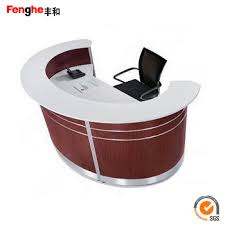 Office furniture reception desk counter Curved Custom Office Furniture Reception Counter Design Half Round Reception Desk Alibaba Custom Office Furniture Reception Counter Designhalf Round