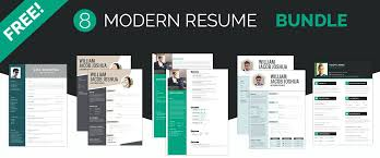 Modern Resume Template Word Adorable Free Resume Template For Word Districte48