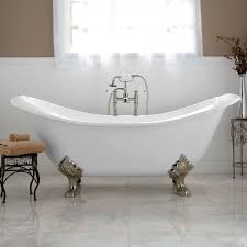 small clawfoot tub. The Ultimate Guide To Clawfoot Bathtubs Small Tub
