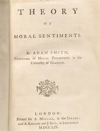 Theory of moral sentiments adam smith summary