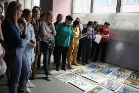 Годовой просмотр контрольных и экзаменационных работ СОНМЦ 27 мая 2016 года на базе Союза художников состоялся годовой просмотр контрольных и экзаменационных работ учащихся в детских школах искусств и художественных