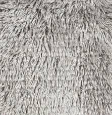 high pile rug mohair hand knotted ikea white adum large grey